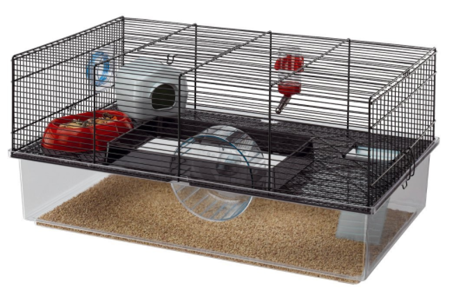 Image of the Ferplast hamster cage