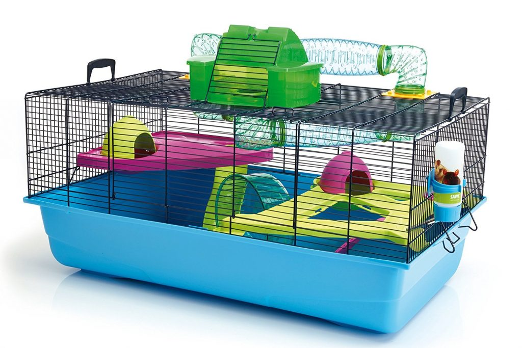 Savic hamster heaven review