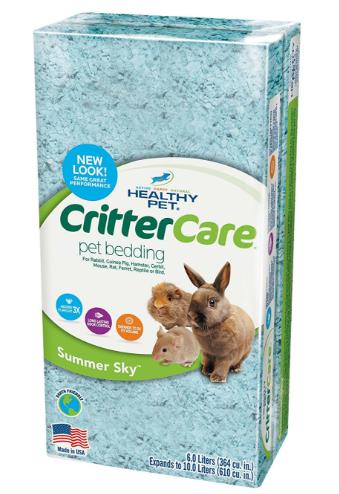 critter care hamster bedding