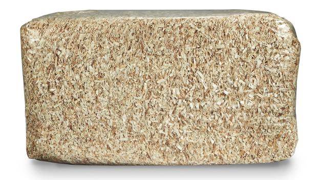 wood aspen shavings