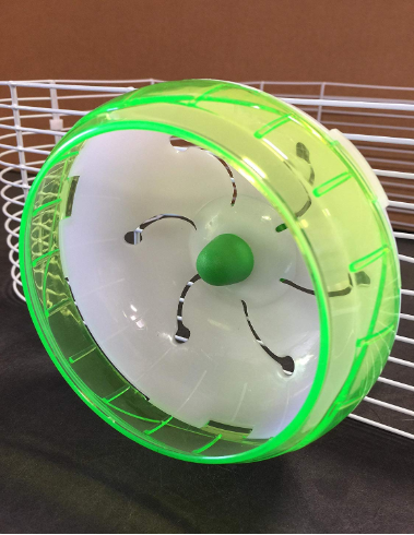 mcage exercise wheel